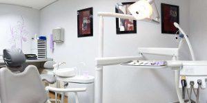 Behandlungsraum 3 in der Zahnarztpraxis drs. Kisters, Witten – Link zum Panorama